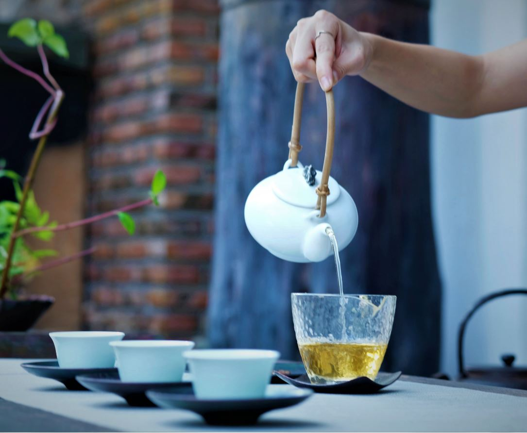 ceai ginseng