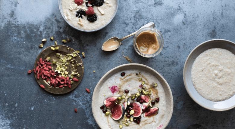 Rețetă pentru micul dejun terci din quinoa