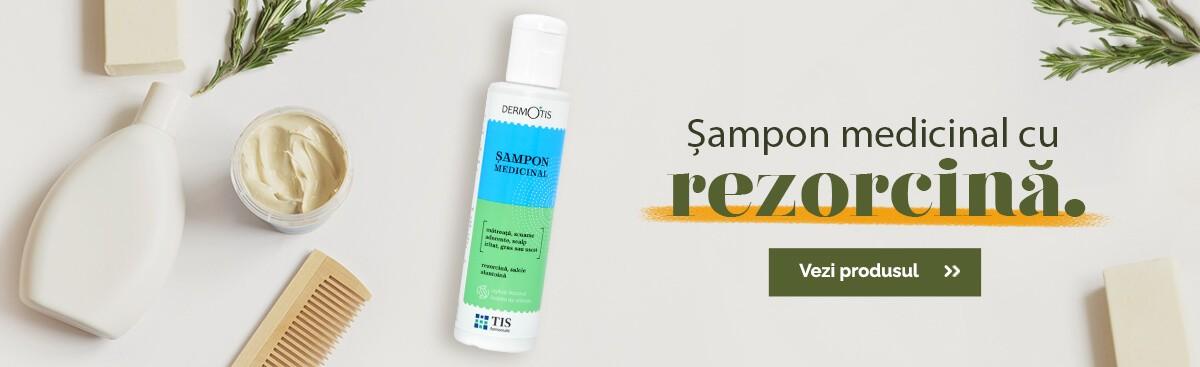 Șampon medicinal cu rezorcină