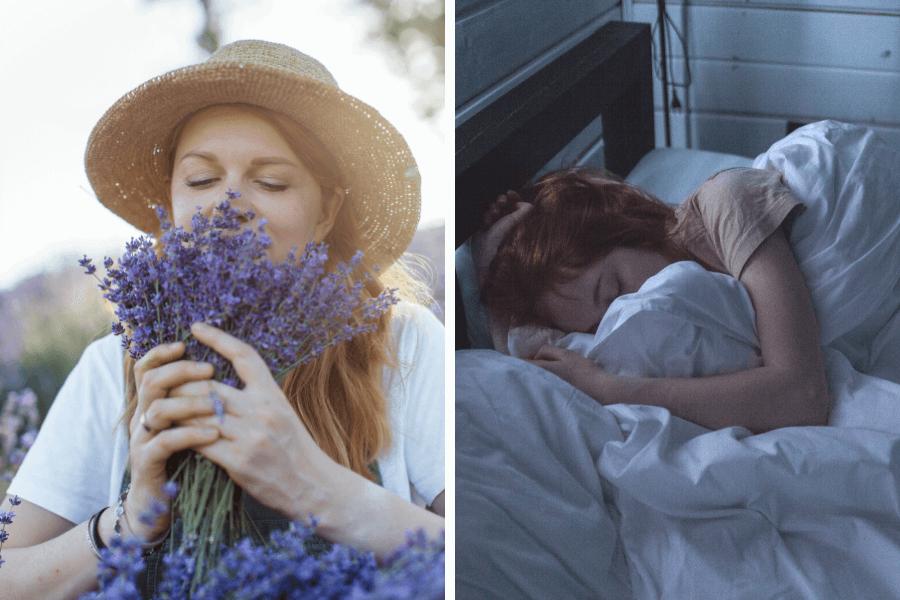 Aromaterapie cu lavandă