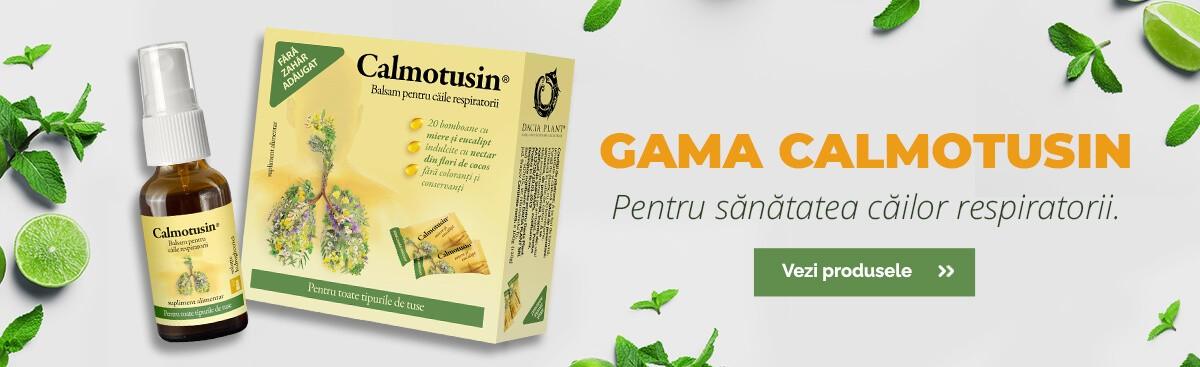 Gama calmotusin, remediu împotriva tusei