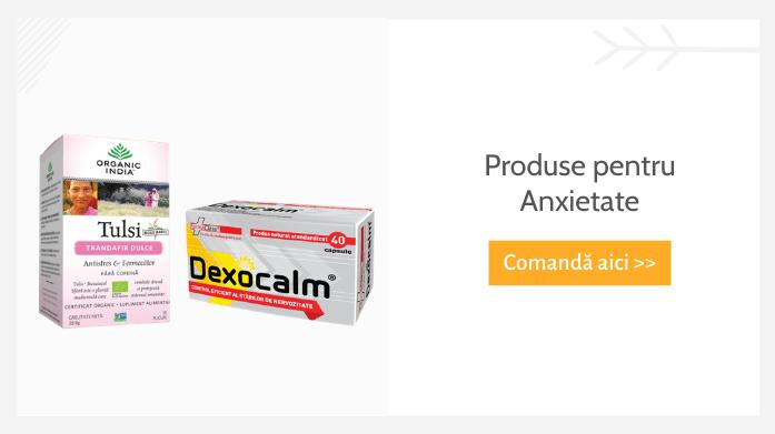 Produse pentru anxietate