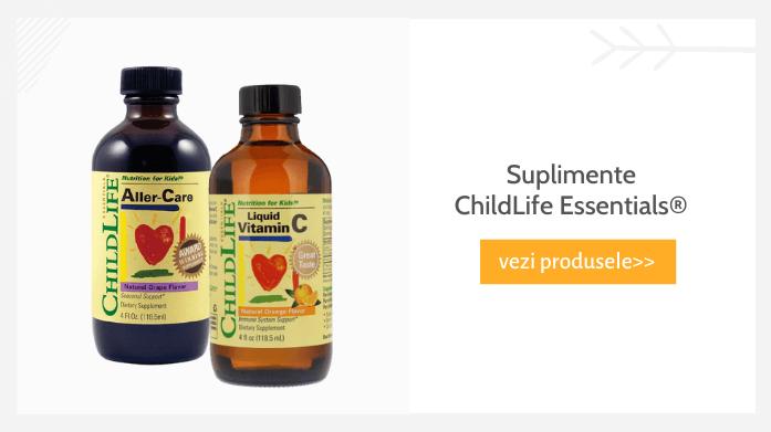 Gama de suplimente Child Life Essentials